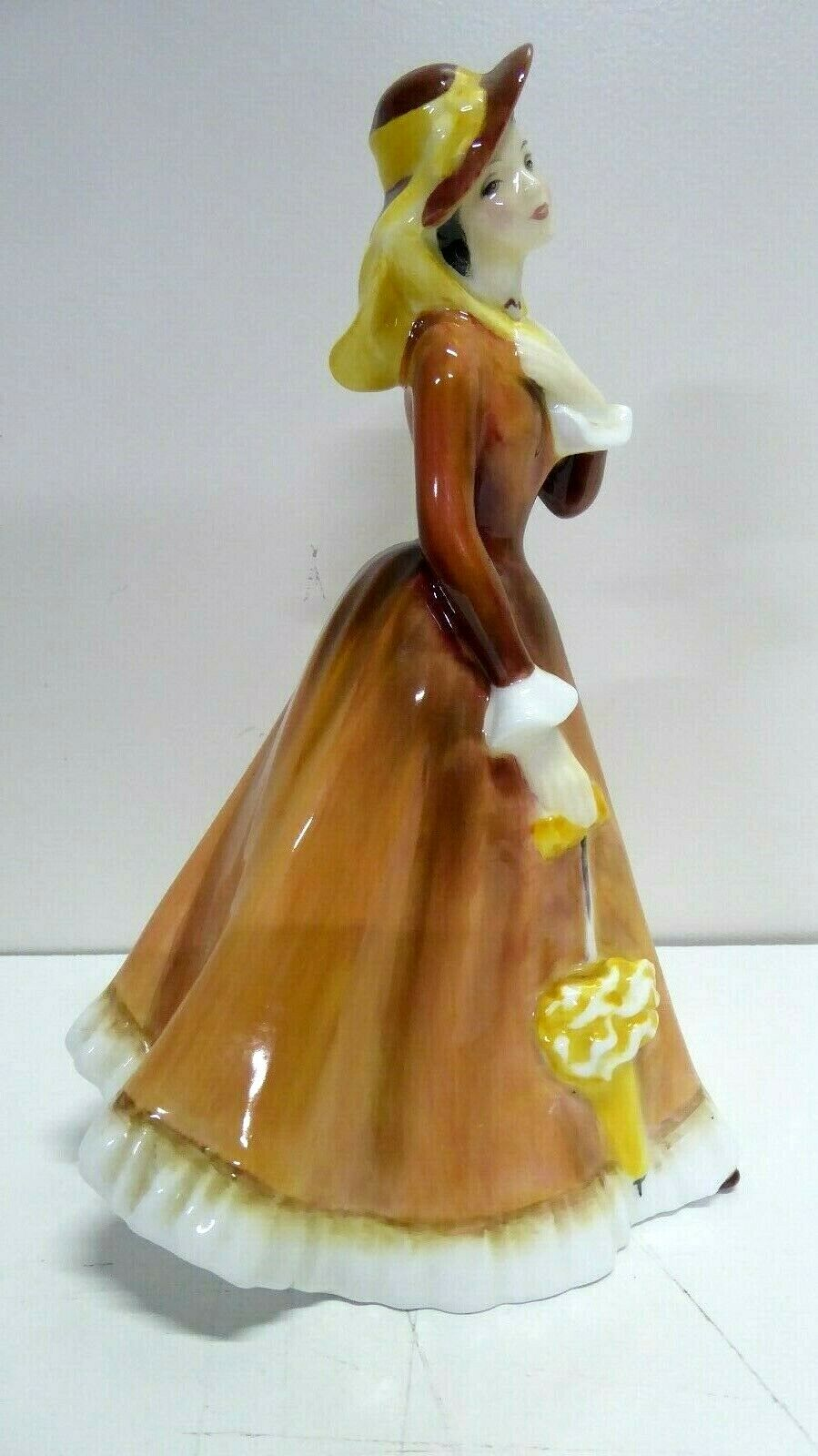 Made from 1975-1990 Royal Doulton Figurine HN 2705 Julia