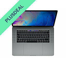 "Apple MacBook Pro 15"" (2019), i7 2,6 GHz,  16 GB RAM, 256 GB SSD, space grau"