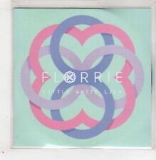 (GB408) Florrie, Little White Lies - 2014 DJ CD