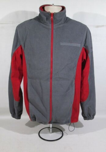 Ex Fire /& Rescue Service Fleece With Centre Zip Fastening