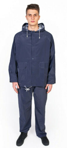 Regenanzug Regenjacke Regenhose Wasserdicht Regenset Regenbekleidung Regenschutz