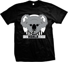 Diskoalafied Koala Bear Disqualified Referee Whistle Flag Call Juniors T-Shirt