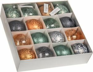 Ebay Christmas Baubles.Details About 16 Very Large Christmas Tree Decorations 100mm Christmas Baubles Shatterproof