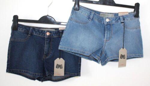 blue denim blau Hose A7E Größenauswahl Damen Jeansshorts C/&A Farbauswahl