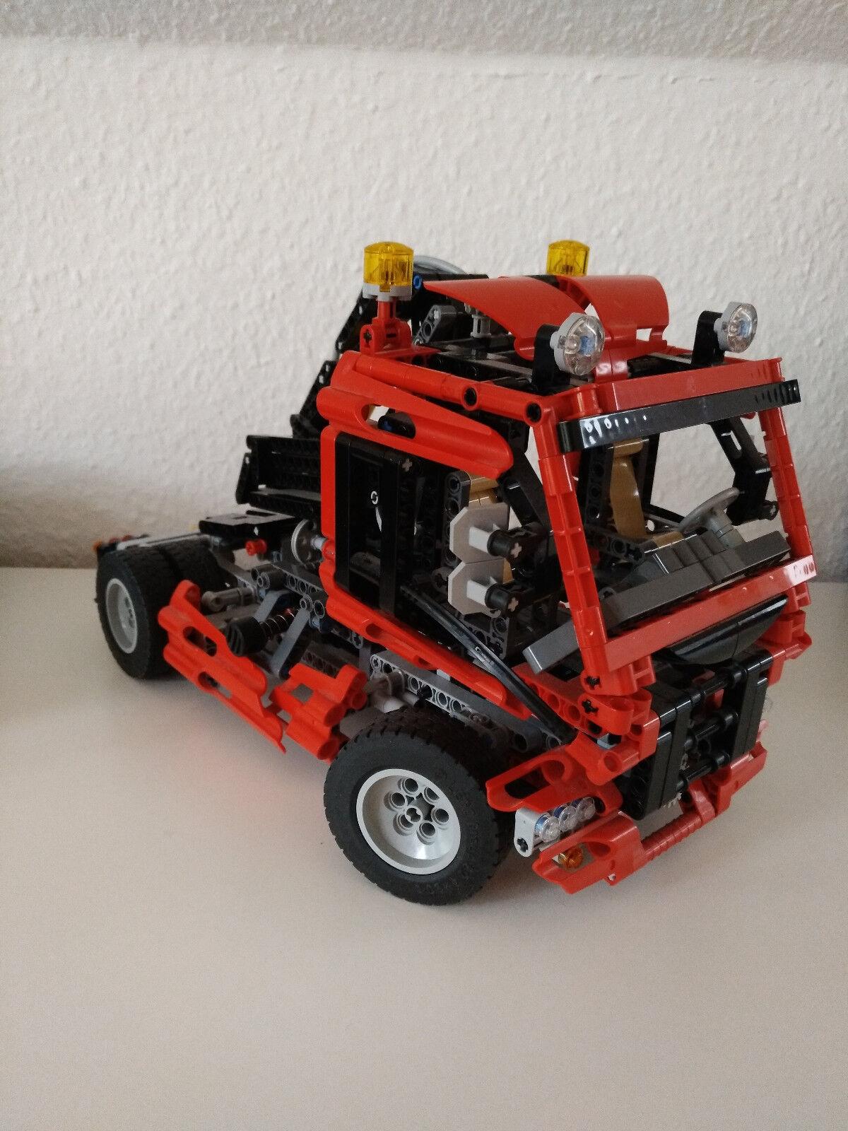 LEGO Technic mobiler Pneumatik-Kran gebraucht