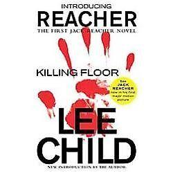 killing floor jack reacher by lee child