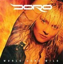 DORO - WORLD GONE WILD: VERTIGO YEARS NEW CD