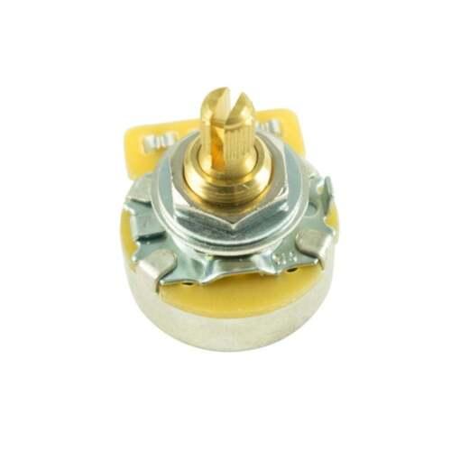 Split Shaft Premium 450 Series with 9/% Tolerance CTS Guitar Pot 1 meg 1000k