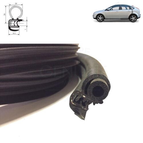 6M51-N25324-AA5YYW Ford Focus MK2 2004-2012 Puerta Trasera Burlete Sello de Goma
