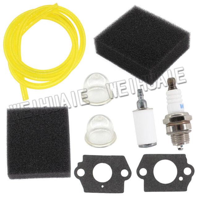 900952001 Air Fuel Filter Kit For Homelite 98760 Ryobi Cs30 Cs300 String Trimmer