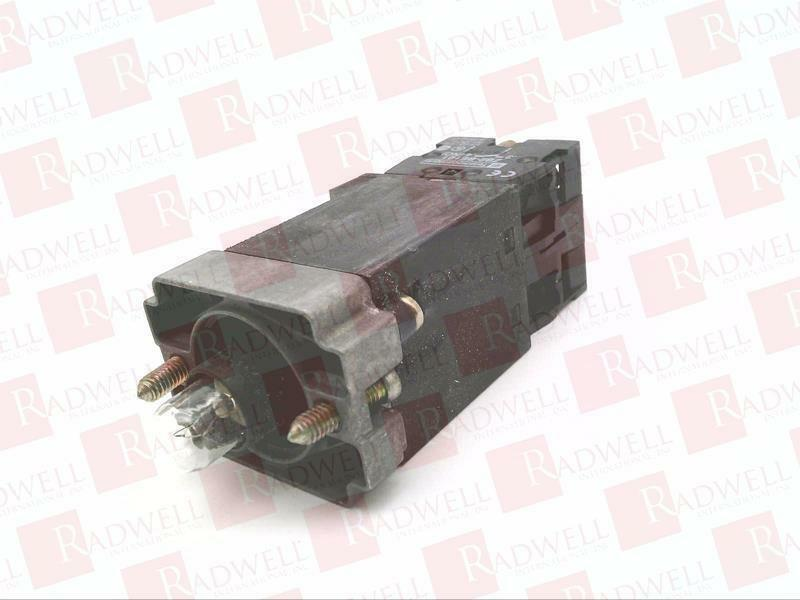 SCHNEIDER ELECTRIC ZB2-BW035   ZB2BW035 (USED TESTED CLEANED)