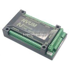 5 Axis Controller Usb Mach3 Interface Board Card Cnc For Stepper Motor Nvum5