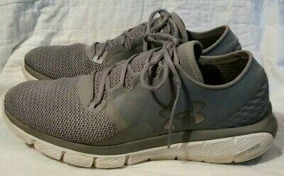 Running Shoes Gray Run Strong