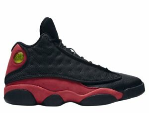 hot sale online ee2d5 a3cde Image is loading 2017-Nike-Air-Jordan-13-XIII-Retro-Bred-