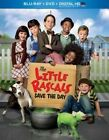 Little Rascals Save The Day 0025192169908 With Valerie Azlynn Blu-ray Region a