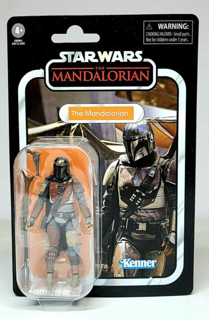 The Mandalorian Vintage Collection Star Wars 3.75-Inch Action Figure IN STOCK