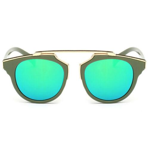Children Kids Toddler Sunglasses Retro Shades UV400 MIRROR LENS Boys Girls UK