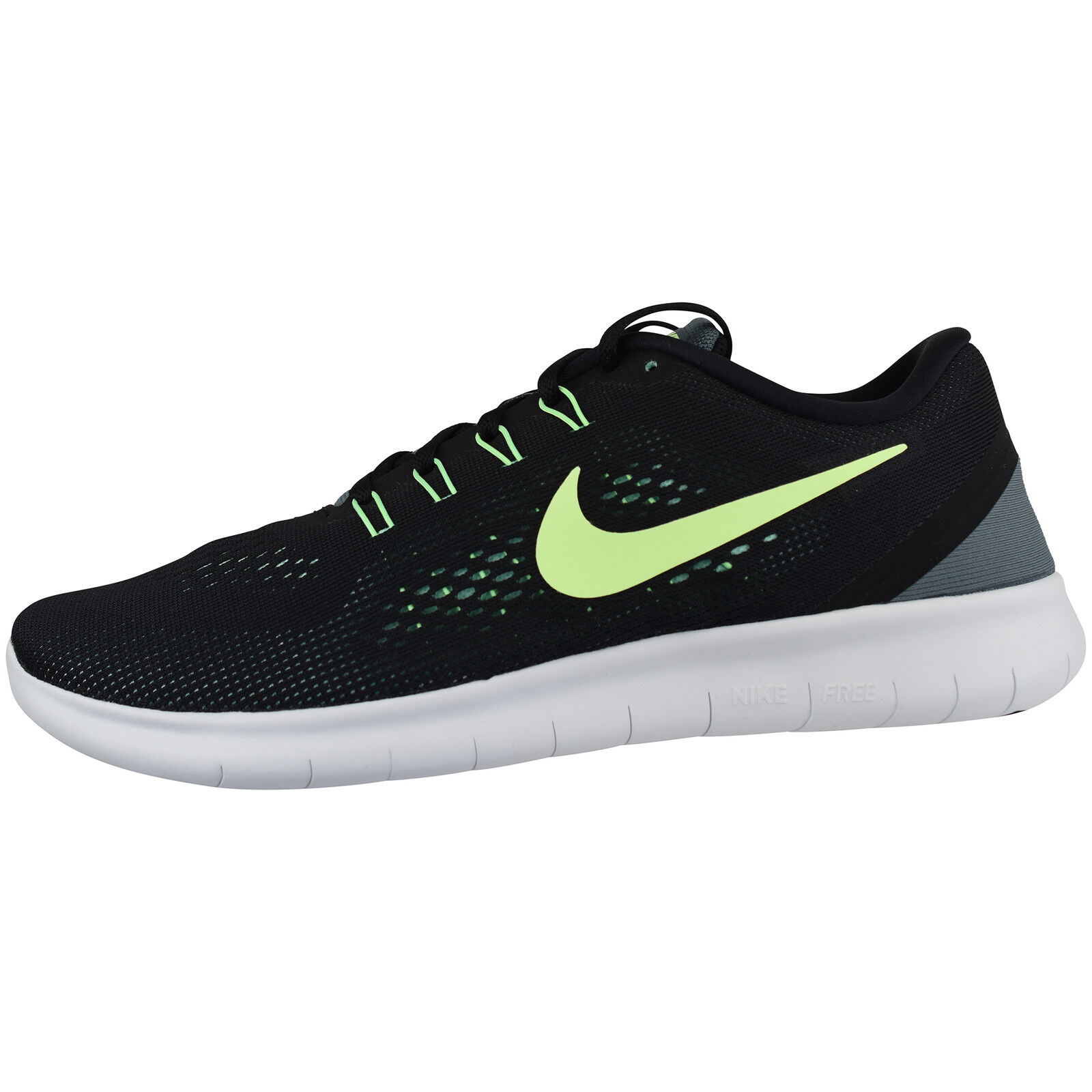Nike Free RN 831508-006 Running Running Leisure Running Shoes Trainers