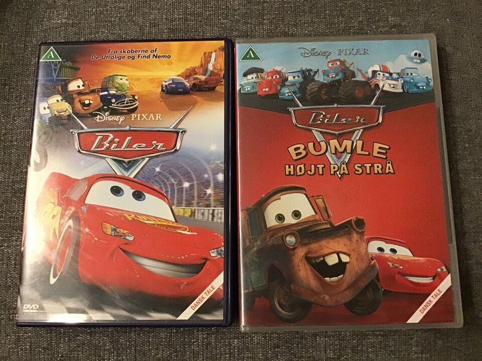 instruktør Walt Disney, DVD, tegnefilm