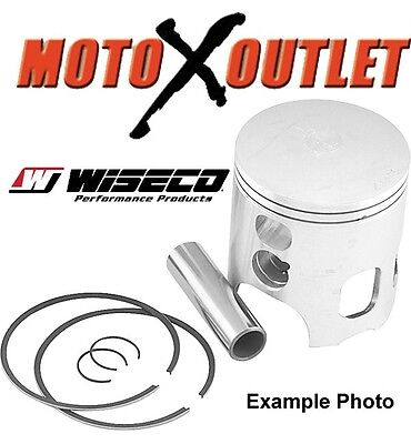 Piston Kit Standard Bore 66.00mm For 2000 Yamaha YFS200 Blaster~Wiseco