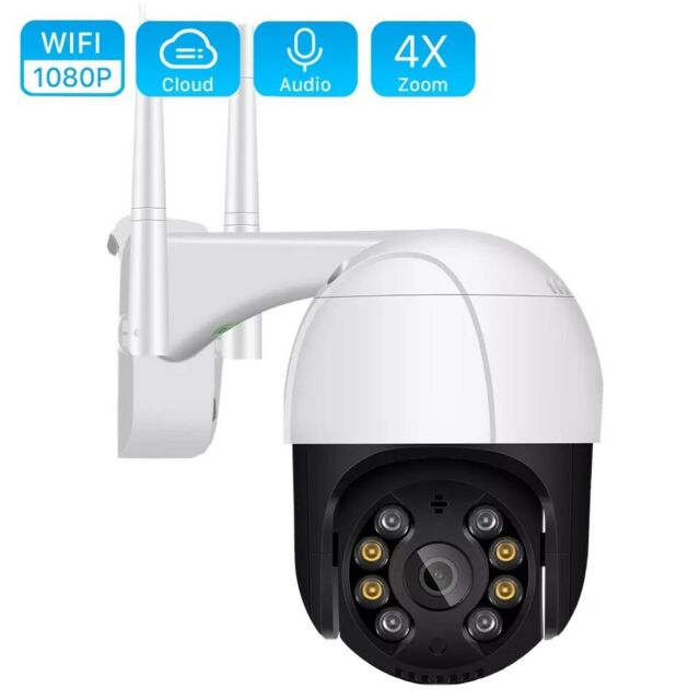 Time2 Wireless Home Security Camera Ip Wifi Hd 720p Cctv Surveillance Monitor Uk For Sale Ebay