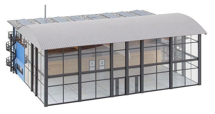 Faller 130613 H0 Kit Construcción Gimnasio 1 87