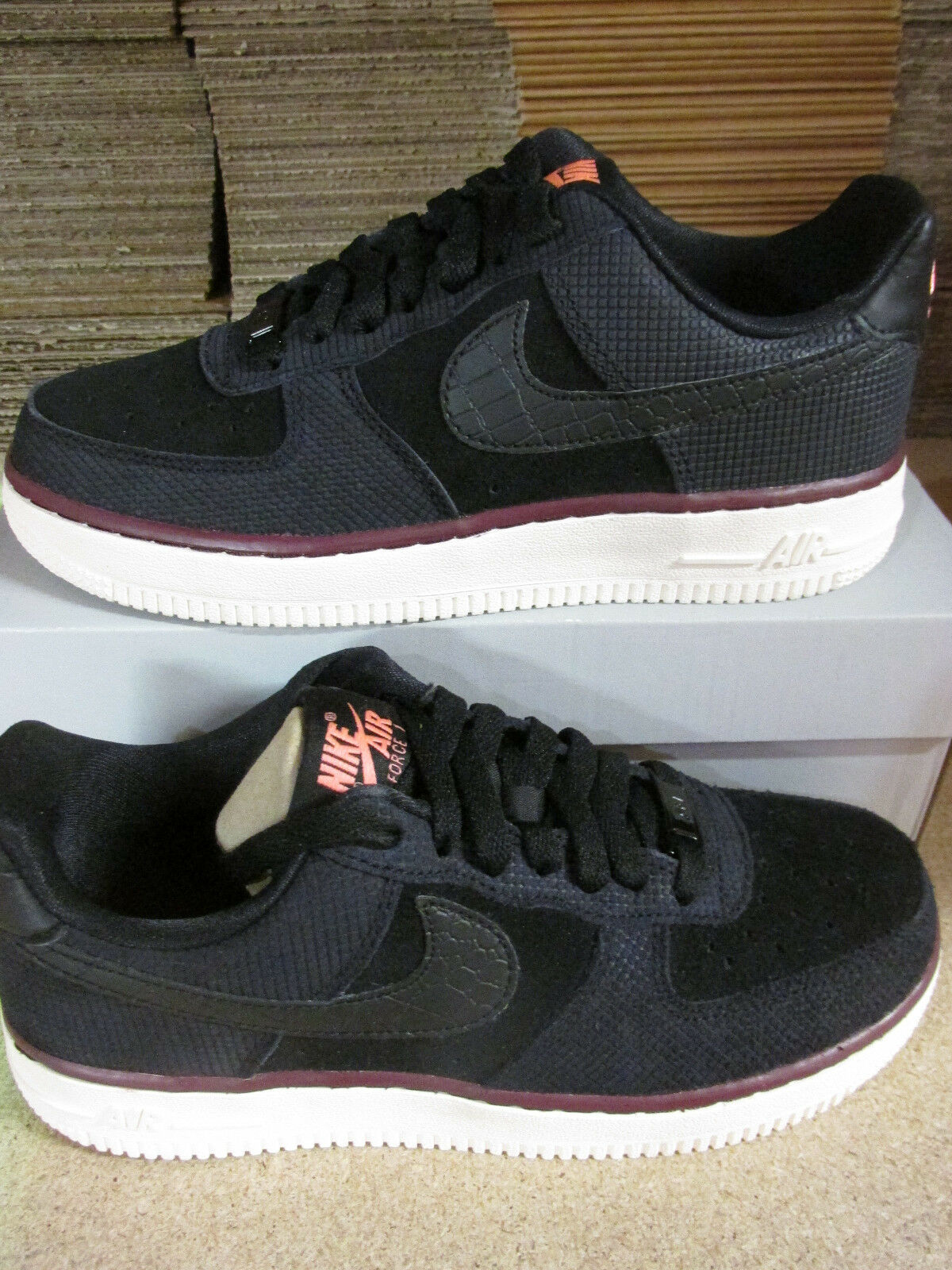 nike Femme air force 1 '07 suede trainers 749263 003 sneakers chaussures