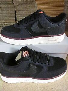 Details zu nike womens air force 1 '07 suede trainers 749263 003 sneakers shoes