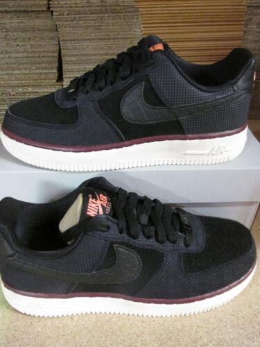 003 En Air Femmes Force 1 '07 Nike Daim Baskets 749263 xqfHCw7W7