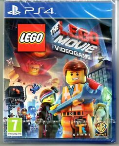 The-LEGO-Movie-Video-Game-039-New-amp-Sealed-039-PS4-Four