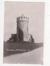 Observatory Clifton Bristol Vintage RP Postcard 410a