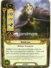 Lord of the Rings LCG  - 1x Grima  #002 - The Voice of Isengard