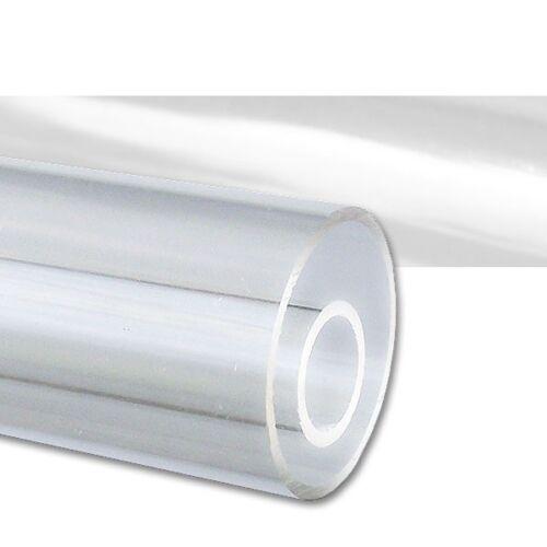 innen 10 mm transparent 5.25€//m Länge 1 m Acrylrohr XT ø außen 13 mm