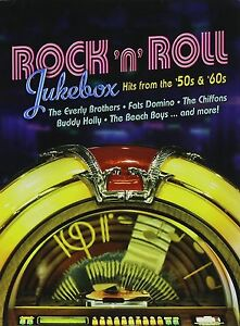 Rock-039-n-039-Roll-Jukebox-Hits-From-The-039-50s-amp-039-60s-3-disc-CD