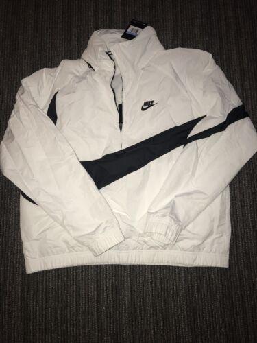 hombre Nike Big Nuevo para vintage Anorak look Swoosh L qaxH6f7