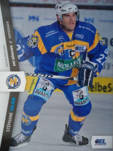 230 stephane Julien CEC munich del 2010-11