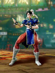 Street Fighter V - Chun-li, S.h.   Figuarts Action Figure (nations bandai / tamashii)