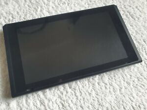 Nintendo Switch 32GB Tablet Console Senza Patch SOLO! buone condizioni con scatola 👍