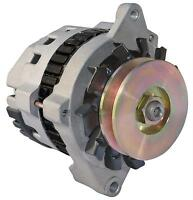 Cvr 7970 : Alternator, 100 Amps, 12v, Delco, One Wire, No Pulley