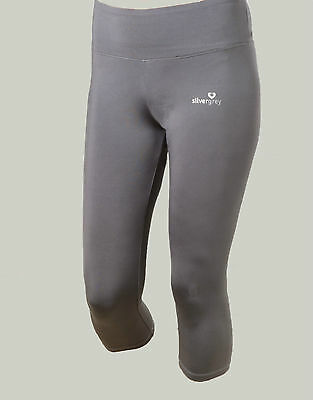 Womens Yoga Pant Tight Capri Cropped Running workout activewear new branded sale