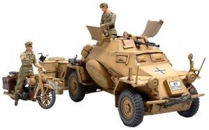 Sd-kfz-222-Leichter-Panzerspahwagen-Afrika-korps-1-35-Scale-Military-TAMIYA