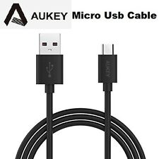 Aukey 3.9 ft Premium Hi-speed Quick Charge Micro USB Cable For Samsung, LG, HTC