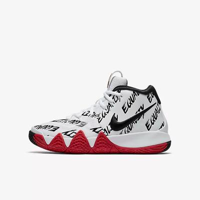 Nike YOUTH Kyrie 4 BHM BLACK HISTORY