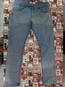 Lotto-118-Jeans-uomo-Taglia-54-pantalone-comodo-Frankie-Malone
