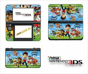 Image Is Loading Skin Sticker Decal Nintendo New 3ds Ref 203