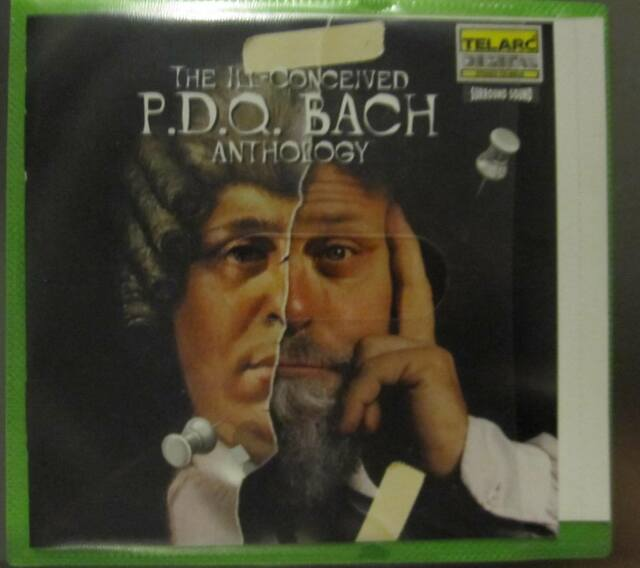 P.D.Q. Bach - The Ill-Conceived P.D.Q. Bach Anthology
