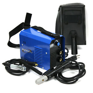 110V-10-85A-MMA-Handheld-Mini-Electric-IGBT-Welder-Inverter-ARC-Welding-Machine