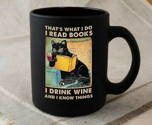 Black-Cat-That-039-S-What-I-Do-I-Read-Books-I-Drink-Wine-And-I-Know-Things-Black