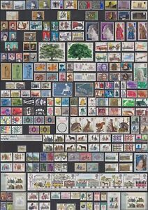 GB-EII-Unmounted-MINT-70-039-s-Commemorative-sets-1971-80-MNH-multiple-listing