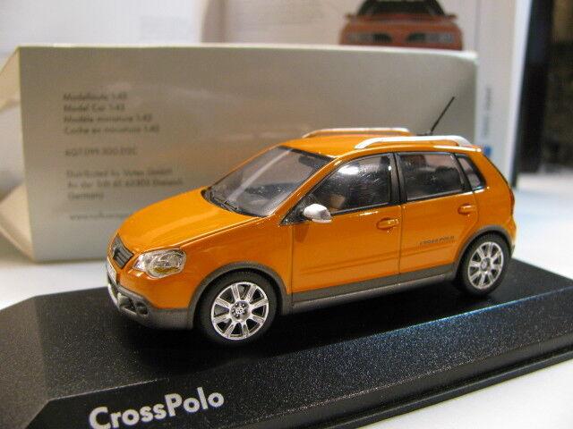 Venta al por mayor barato y de alta calidad. 1 43 Minichamps VW Volkswagen Cross Polo Polo Polo Diecast  Todo en alta calidad y bajo precio.